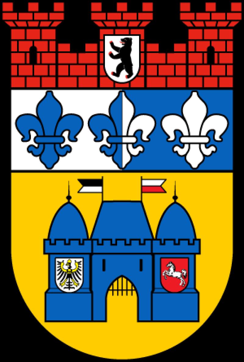Logo des Bezirks Charlottenburg-Wilmersdorf